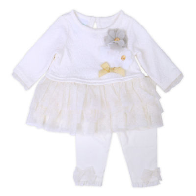 Nanette Baby 2-pc. Layette Set-Baby Girls