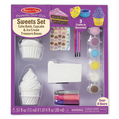 Melissa & Doug DYO Sweets Set