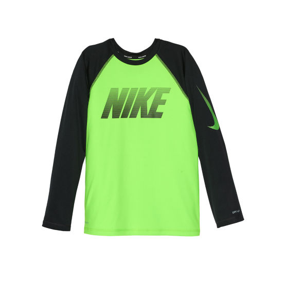 Nike Long Sleeve Rash Guard-Boys 8-20