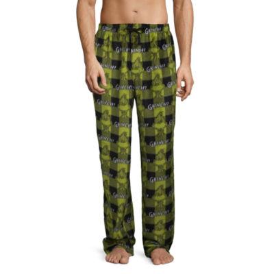 The Grinch® Fleece Pajama Pants - Big and Tall