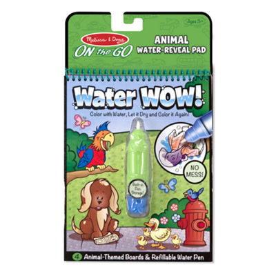 Melissa & Doug® Water Wow! - Animals