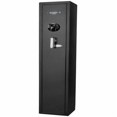 HQ800 Standard Quick Access Keypad Biometric Rifle Safe