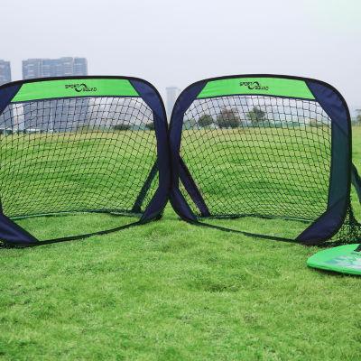 Sport Squad Portable Soccer Net Set (2 Pack)