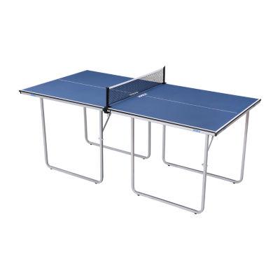 JOOLA Midsize Table Tennis Table with Net Set