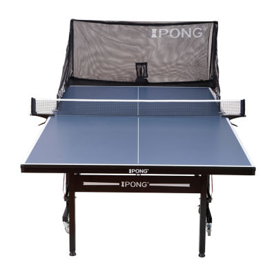 IPong Mobile Training Ball Catch Net Table Tennis System