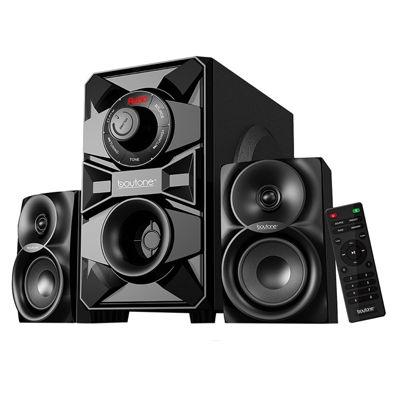 Boytone 2.1 Channel Bluetooth Multimedia 2500W P.M.P.O Speaker System