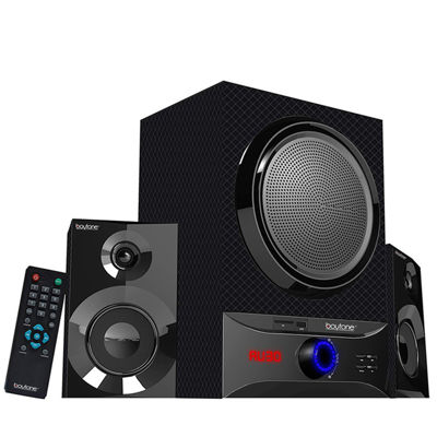 Boytone 2.1 Channel Exclusive Diamond Bluetooth Multimedia Speaker System