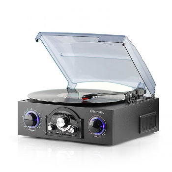TechPlay Turntable with Pitch Control