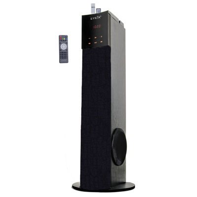 Sykik Tower Powerful Bluetooth Tower Speaker withFM