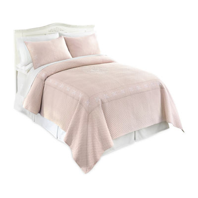 Lenox French Perle 3-pc. Quilt Set