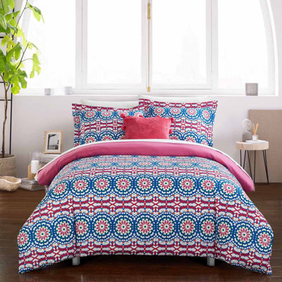 Chic Home Gavin 4-pc. Duvet Cover Set