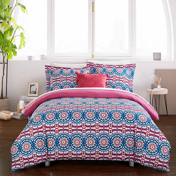 Chic Home Gavin 8-pc. Duvet Cover Set