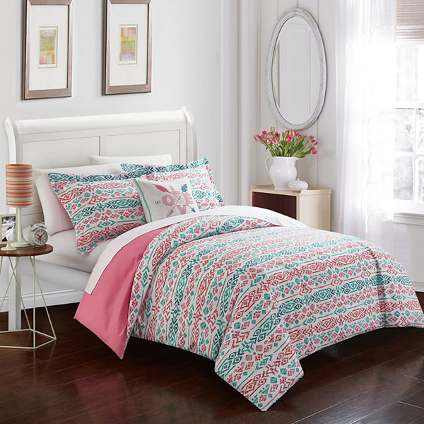 Chic Home Malina 6-pc. Duvet Cover Set