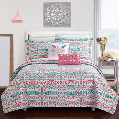 Chic Home Millie 7-pc. Quilt Set