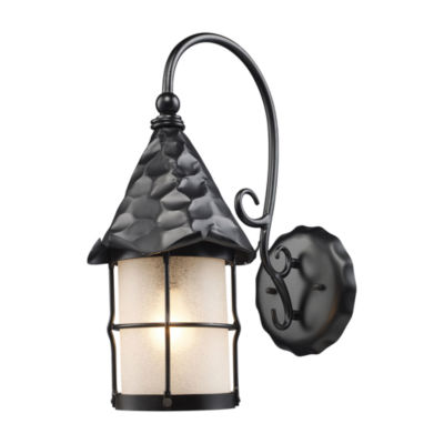 Rustica 1-Light Outdoor Wall Sconce