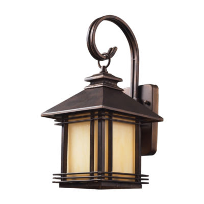 Blackwell 1-Light Outdoor Sconce In Hazelnut Bronze