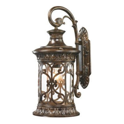Orlean 1-Light Outdoor Sconce In Hazelnut Bronze