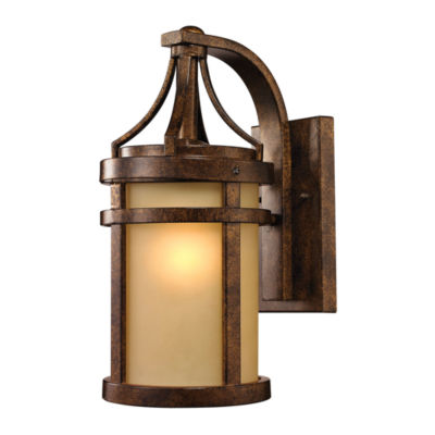 Winona 1-Light Outdoor Sconce In Hazelnut Bronze