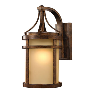 Winona 1-Light Outdoor Sconce In Hazelnut Bronze