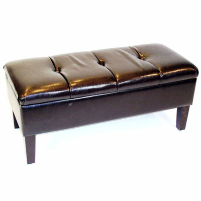 4D Concepts Blackstone Storage Bench