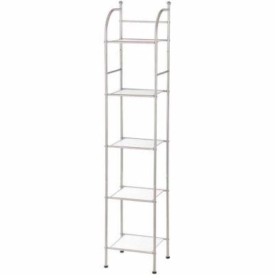 """5 Shelf Tower W/ PP Liner"