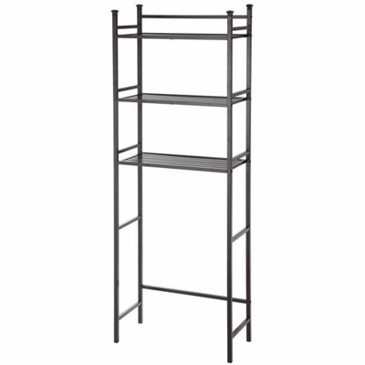 """Square Tubing 3 Tier Space Saver"