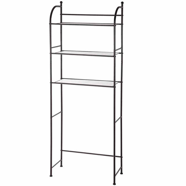 """3 Tier Space Saver W/ PP Liner"