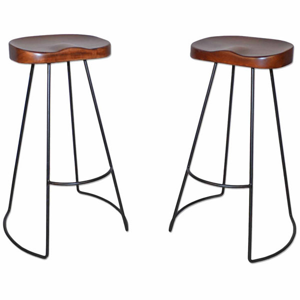 Ingrid Set of 2 Bar Stools