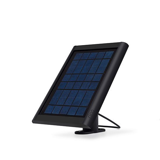 Spotlight Solar Panel - Black