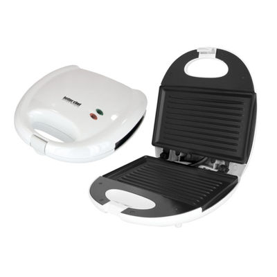 Better Chef White Panini Contact Grill IM-285W