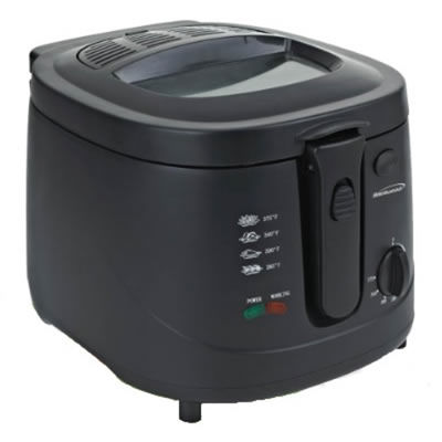 Brentwood 2.5 L Deep Fryer 1500 Watts
