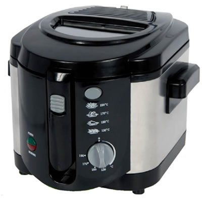 Brentwood 2 L Deep Fryer 1200 Watts