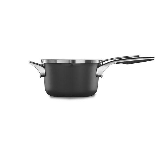 Calphalon Premier Aluminum Dishwasher Safe Sauce Pan