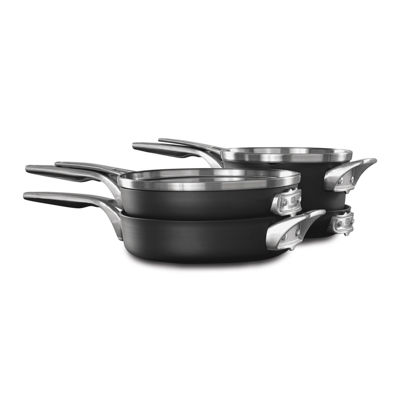 Calphalon Premier 6-pc. Aluminum Dishwasher Safe Cookware Set