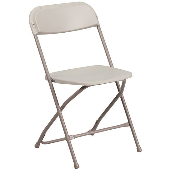 HERCULES Series 800 lb. Capacity Premium Plastic Folding Chair