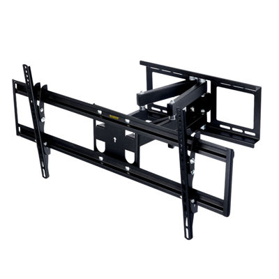 MegaMounts Full Motion Articulated Tilt and Swivel Television Mount