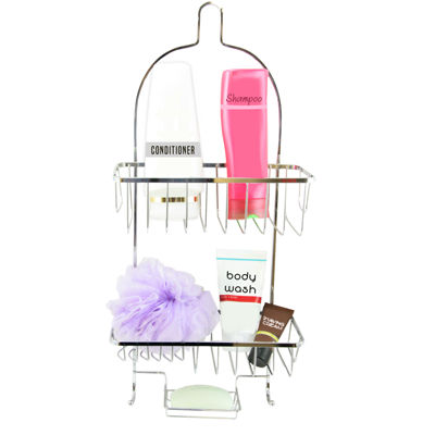 Elama Two Shelf Shower Caddy
