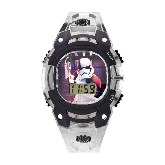 Star Wars Boys Strap Watch-Swj4035jc