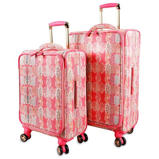 J World Bella Artist 2-pc. Luggage Set