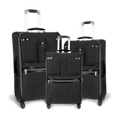 J World Centennial 3-pc. Luggage Set