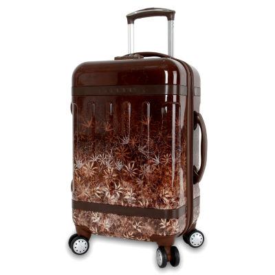 J World Taqoo Art Collection 20 Inch Hardside Lightweight Luggage