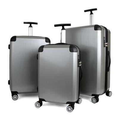 J World Cruz 3-pc. Hardside Lightweight Luggage Set