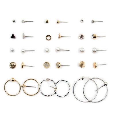 Arizona Clear Earring Set