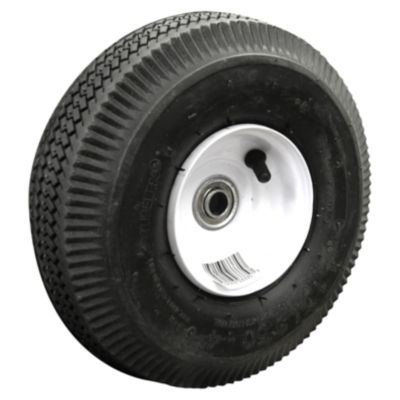 "Shepherd 3335 10"" Pneumatic Wheel With Ball Bearings"""
