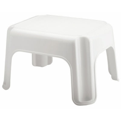 Rubbermaid 4200-87WHT Roughneck¨ Step Stool