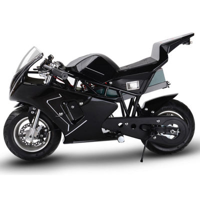 MotoTec 36v 500w Electric Pocket Bike GP