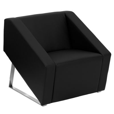 HERCULES Smart Series Leather Reception Chair