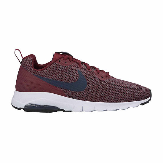 Nike Air Max Motion Mens Lace Up Running Shoes