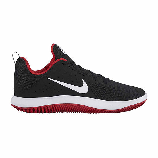2ed9c6adcf90 Nike Fly By Low Mens Basketball Shoes Lace-up