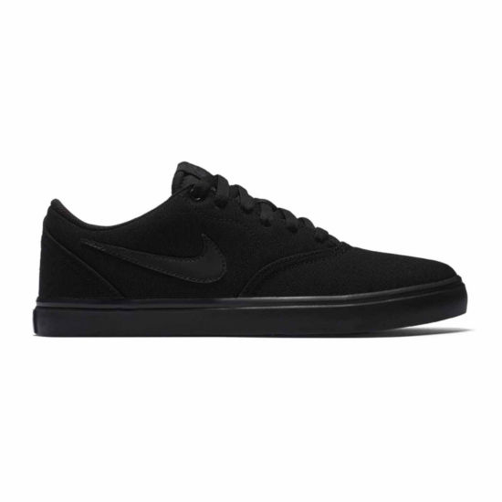 Nike Check Solar Womens Skate Shoes Lace-up